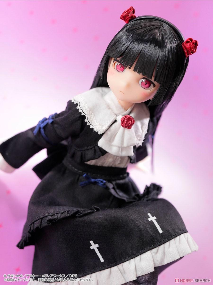 ピュアニーモ キャラクターシリーズ No.129『黒猫』俺の妹がこんなに可愛いわけがない 1/6 完成品ドール-008