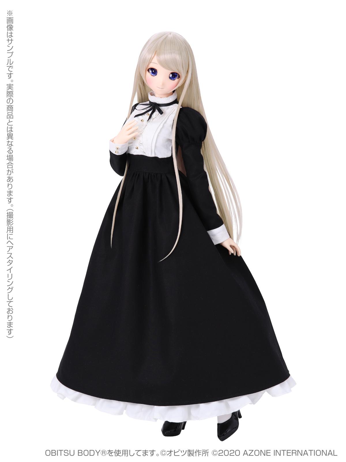 Iris Collect(アイリス コレクト)『ノワ/Classy Maid(Luxe black ver.)クラッシー・メイド(リュクス・ブラックver.)』1/3 完成品ドール-004