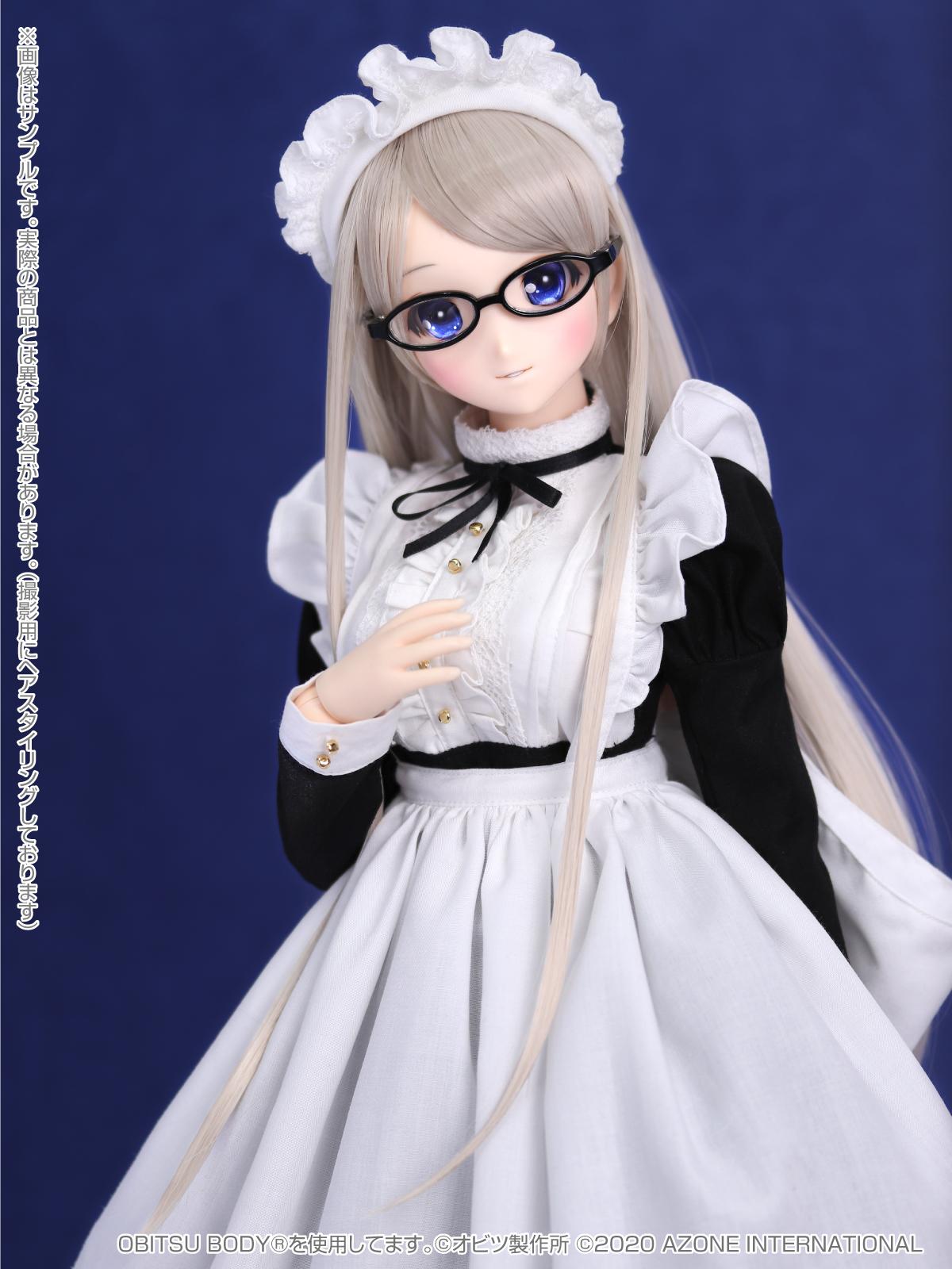 Iris Collect(アイリス コレクト)『ノワ/Classy Maid(Luxe black ver.)クラッシー・メイド(リュクス・ブラックver.)』1/3 完成品ドール-007