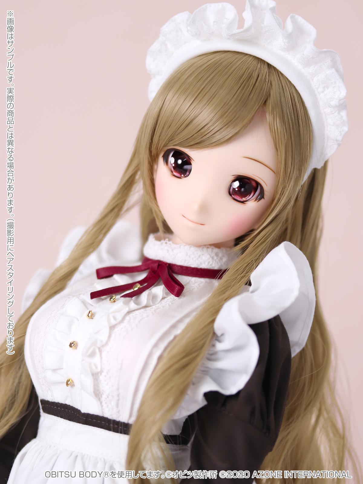 Iris Collect(アイリス コレクト)『ノワ/Classy Maid(Luxe black ver.)クラッシー・メイド(リュクス・ブラックver.)』1/3 完成品ドール-009