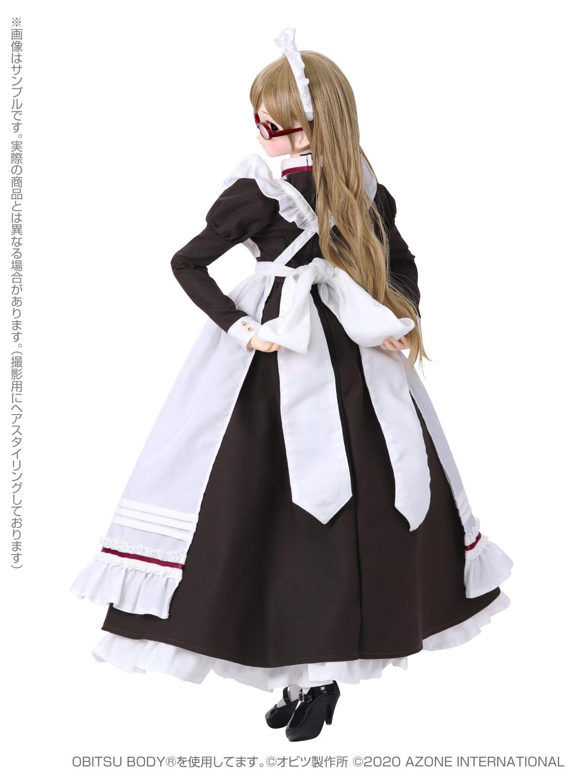 Iris Collect(アイリス コレクト)『ノワ/Classy Maid(Luxe black ver.)クラッシー・メイド(リュクス・ブラックver.)』1/3 完成品ドール-011
