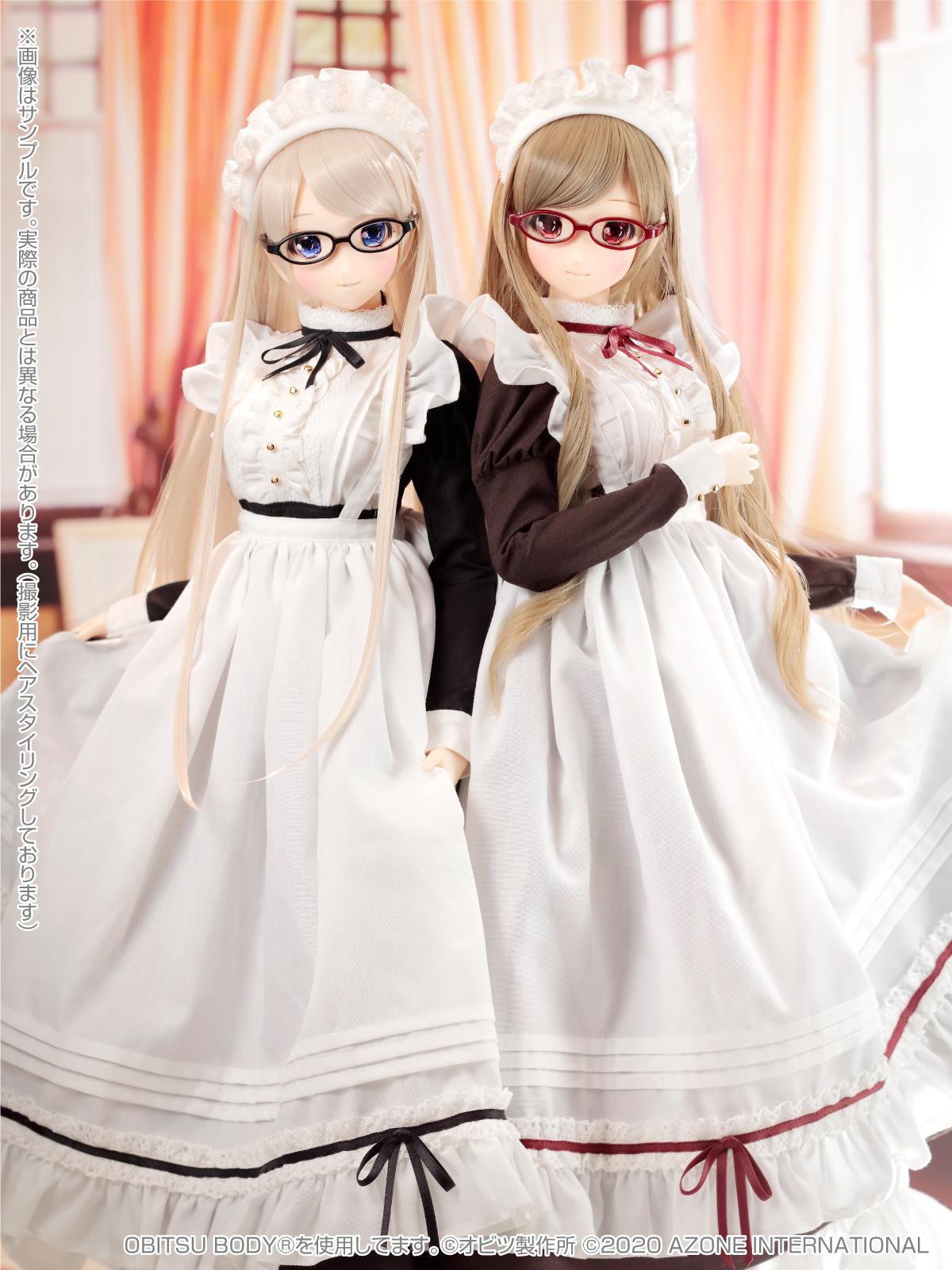 Iris Collect(アイリス コレクト)『ノワ/Classy Maid(Luxe black ver.)クラッシー・メイド(リュクス・ブラックver.)』1/3 完成品ドール-016