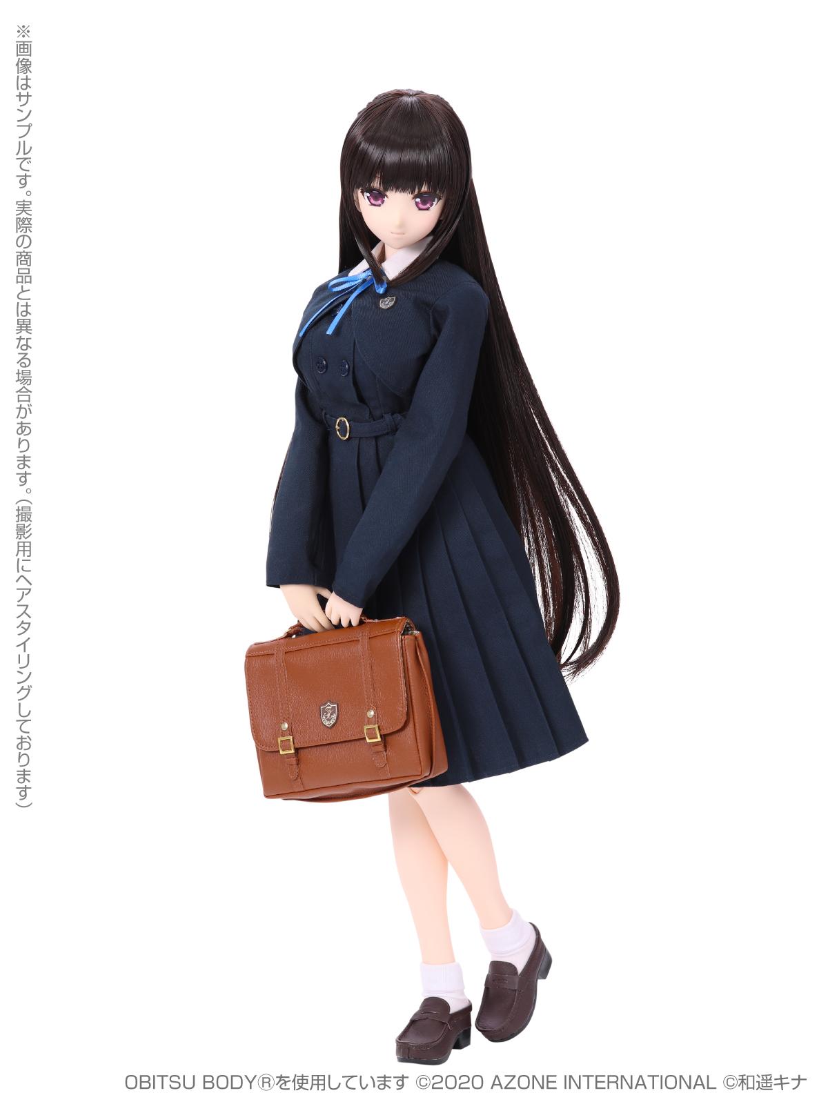 【限定販売】Happiness Clover『和遥キナ学校制服コレクション / ゆかりver.1.1』1/3 完成品ドール-003