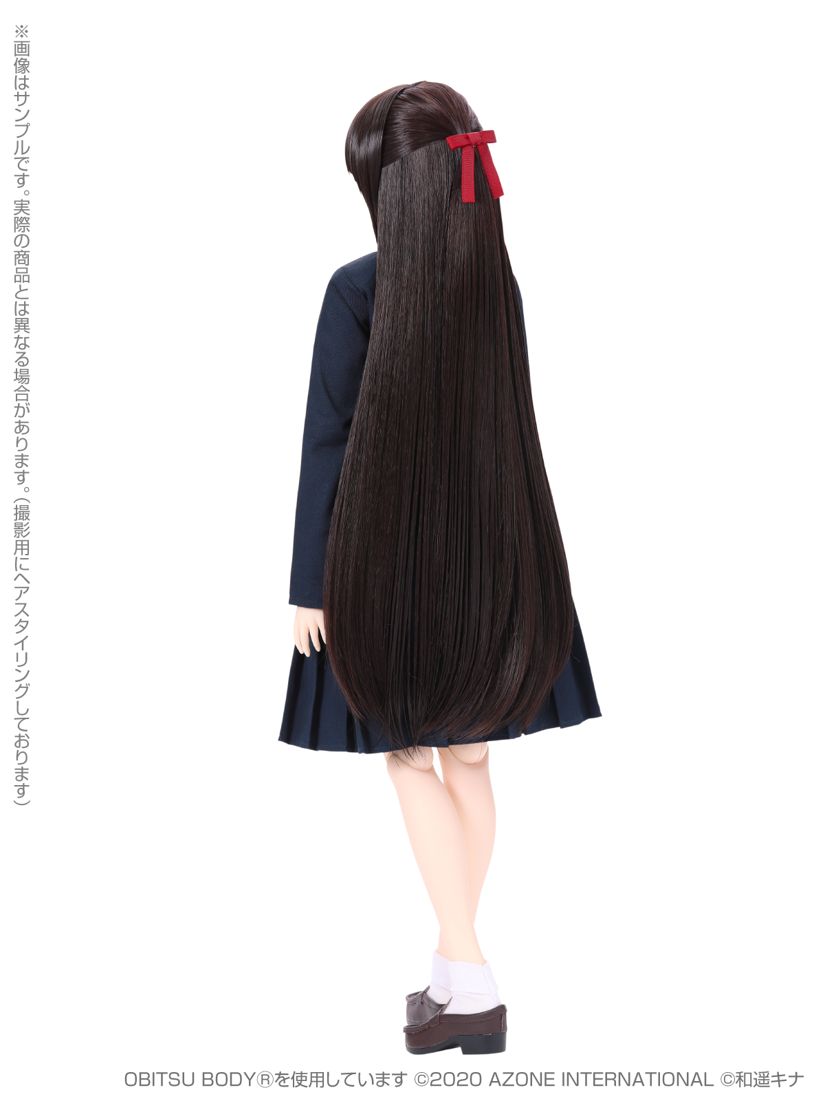 【限定販売】Happiness Clover『和遥キナ学校制服コレクション / ゆかりver.1.1』1/3 完成品ドール-008