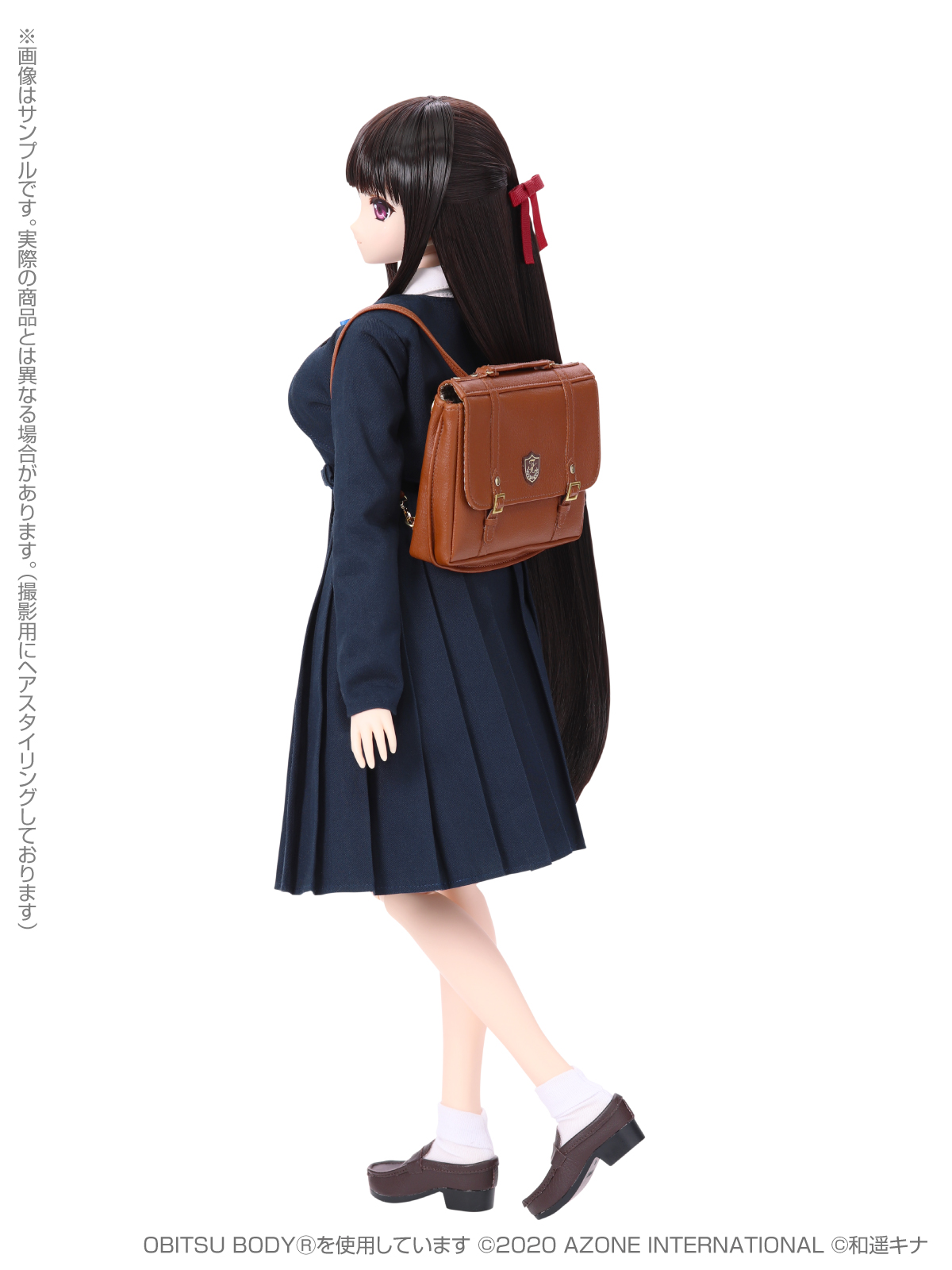 【限定販売】Happiness Clover『和遥キナ学校制服コレクション / ゆかりver.1.1』1/3 完成品ドール-010