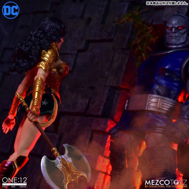 ワン12コレクティブ『モダン ワンダーウーマン』DCコミックス 1/12 アクションフィギュア-008