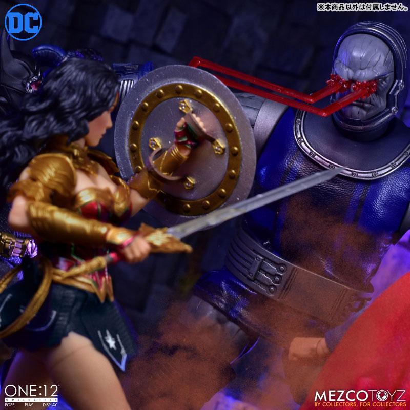 ワン12コレクティブ『モダン ワンダーウーマン』DCコミックス 1/12 アクションフィギュア-009