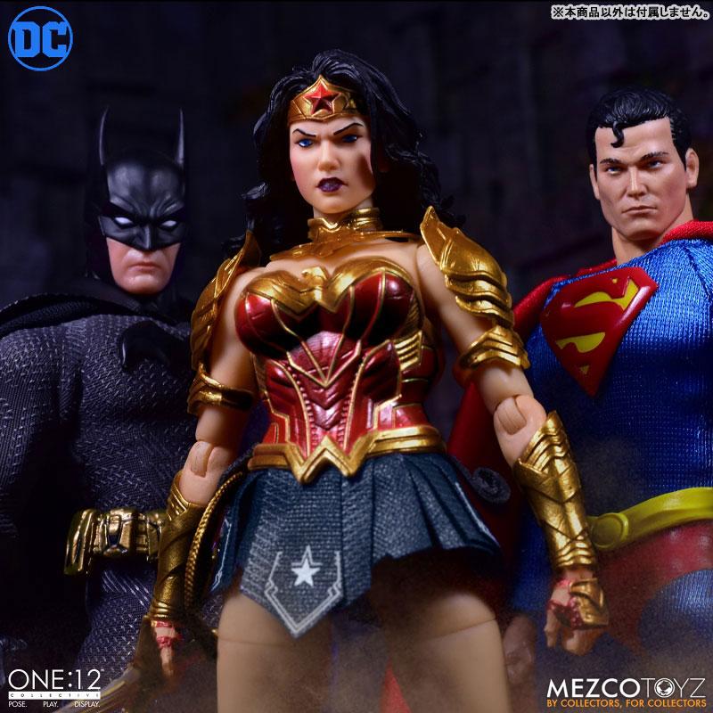 ワン12コレクティブ『モダン ワンダーウーマン』DCコミックス 1/12 アクションフィギュア-011
