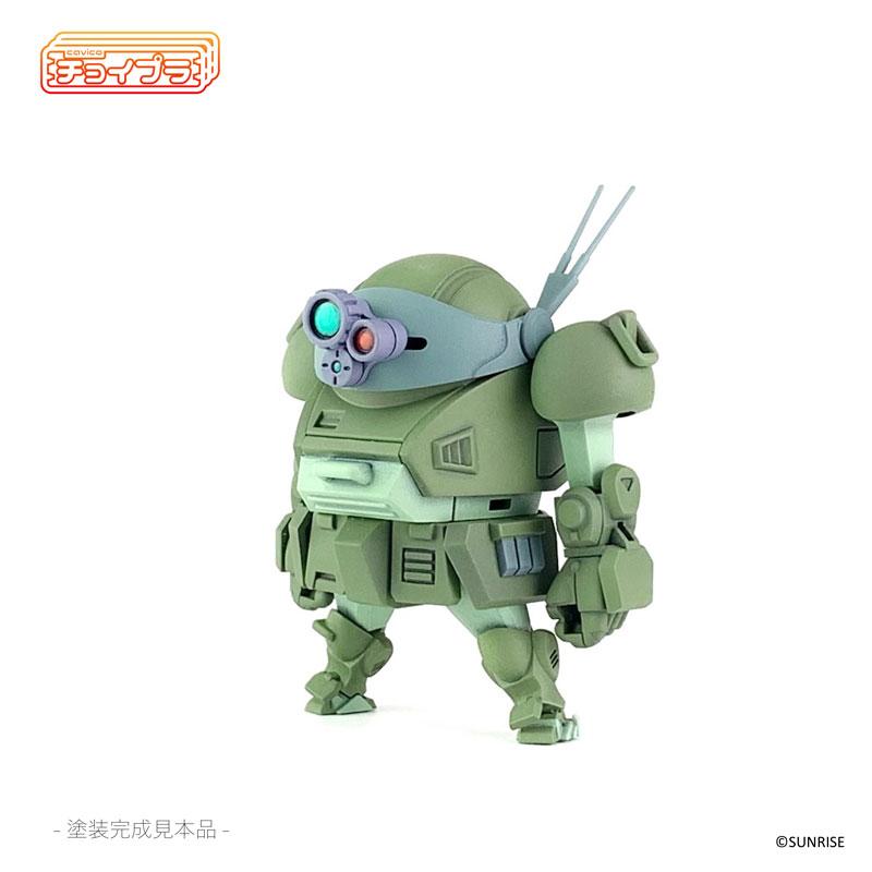 チョイプラ『装甲騎兵ボトムズ スコープドッグ』プラモデル-003