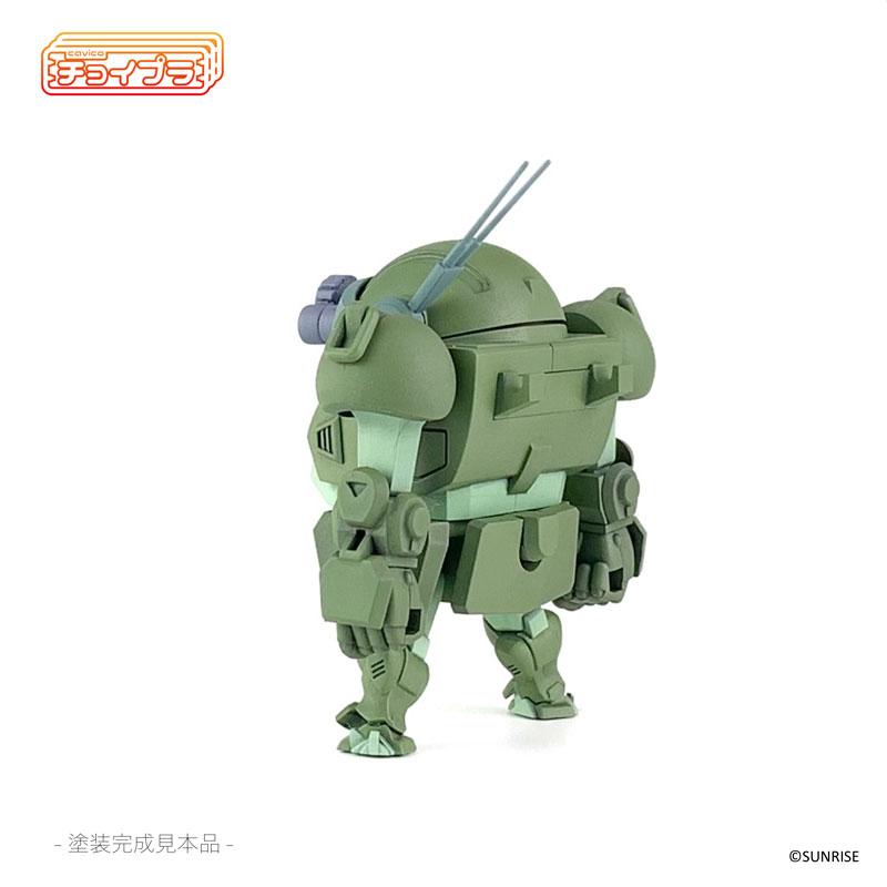 チョイプラ『装甲騎兵ボトムズ スコープドッグ』プラモデル-005