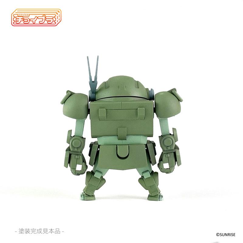 チョイプラ『装甲騎兵ボトムズ スコープドッグ』プラモデル-006