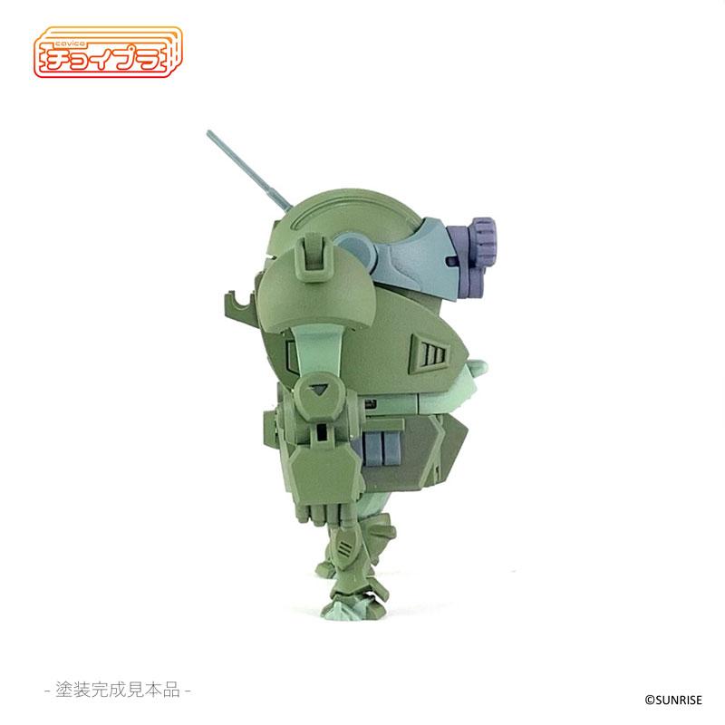 チョイプラ『装甲騎兵ボトムズ スコープドッグ』プラモデル-008