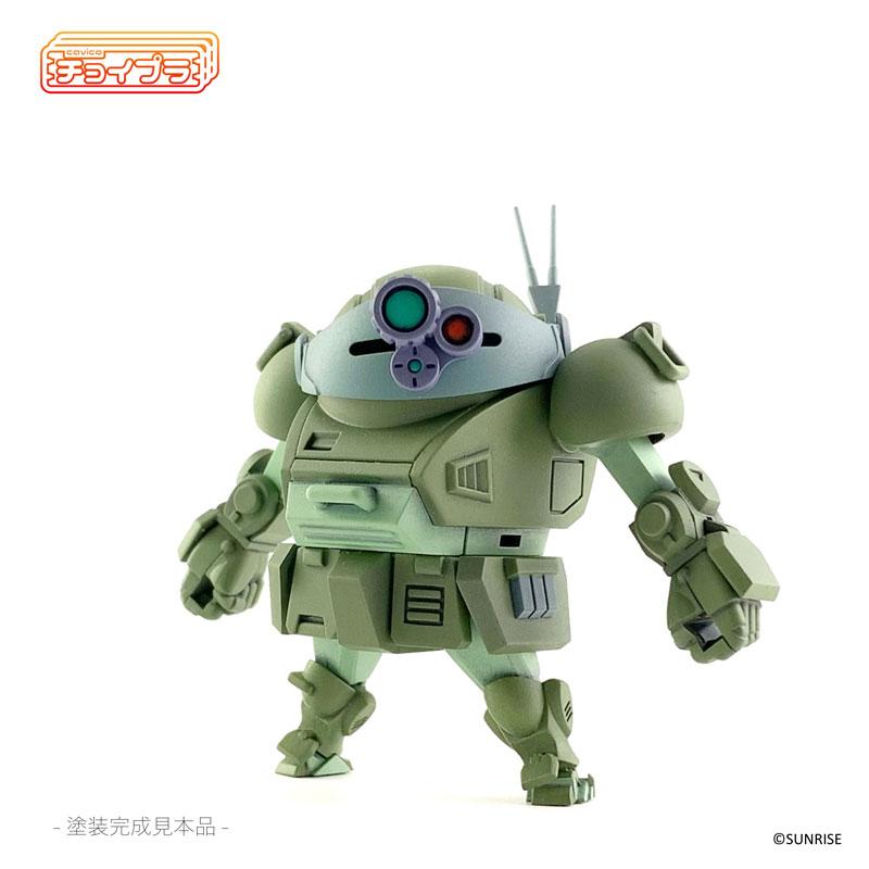 チョイプラ『装甲騎兵ボトムズ スコープドッグ』プラモデル-014
