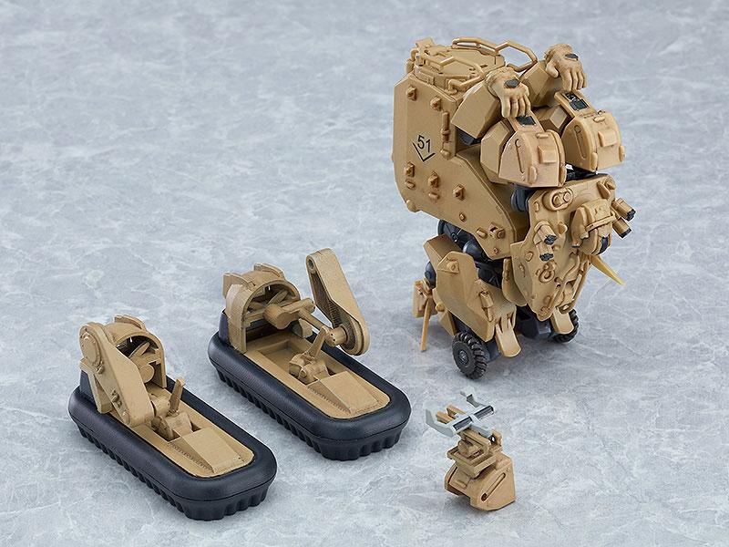 MODEROID『アメリカ海兵隊エグゾフレーム 強行偵察装備』OBSOLETE 1/35 プラモデル-004