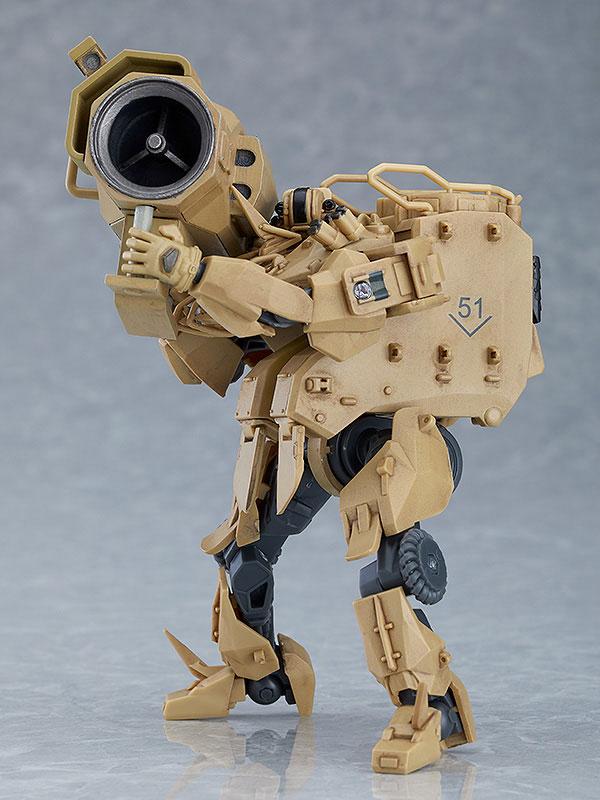MODEROID『アメリカ海兵隊エグゾフレーム 強行偵察装備』OBSOLETE 1/35 プラモデル-007