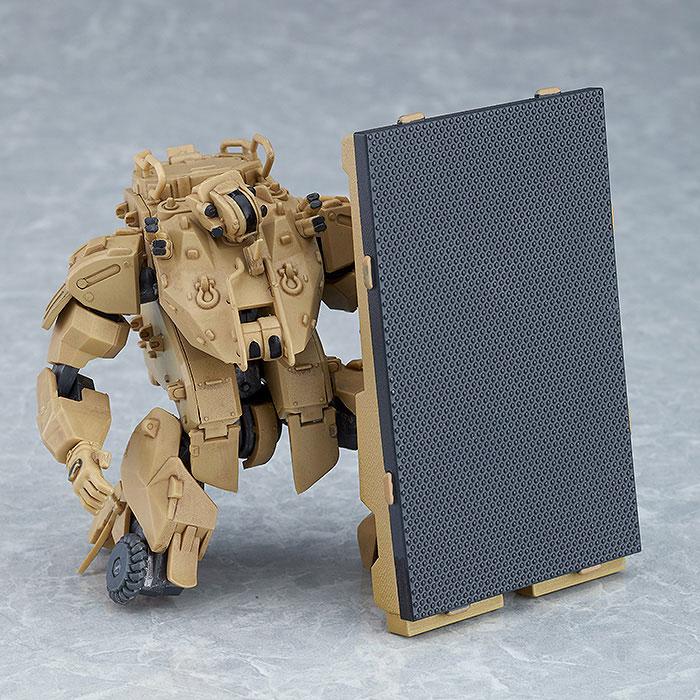 MODEROID『アメリカ海兵隊エグゾフレーム 強行偵察装備』OBSOLETE 1/35 プラモデル-008