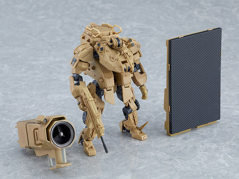 MODEROID『アメリカ海兵隊エグゾフレーム 強行偵察装備』OBSOLETE 1/35 プラモデル-009