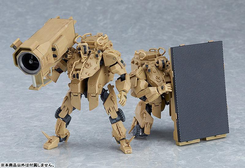 MODEROID『アメリカ海兵隊エグゾフレーム 強行偵察装備』OBSOLETE 1/35 プラモデル-010