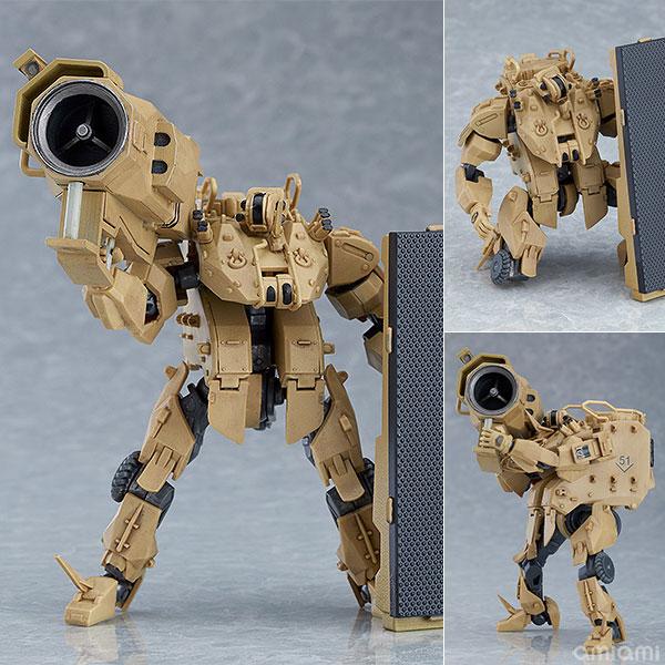 MODEROID『アメリカ海兵隊エグゾフレーム 対砲兵戦術レーザーシステム』OBSOLETE 1/35 プラモデル