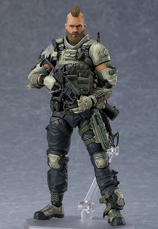 figma『ルイン(Ruin)』CALL OF DUTY: BLACK OPS 4 可動フィギュア-001