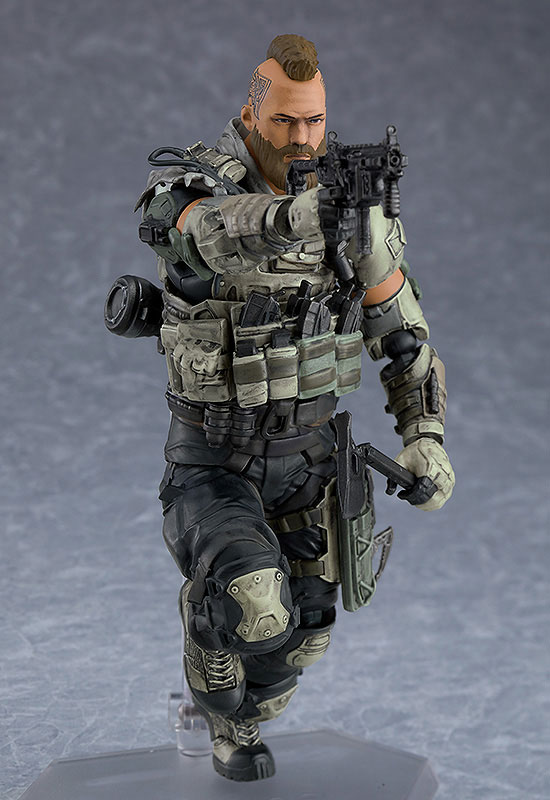 figma『ルイン(Ruin)』CALL OF DUTY: BLACK OPS 4 可動フィギュア-002