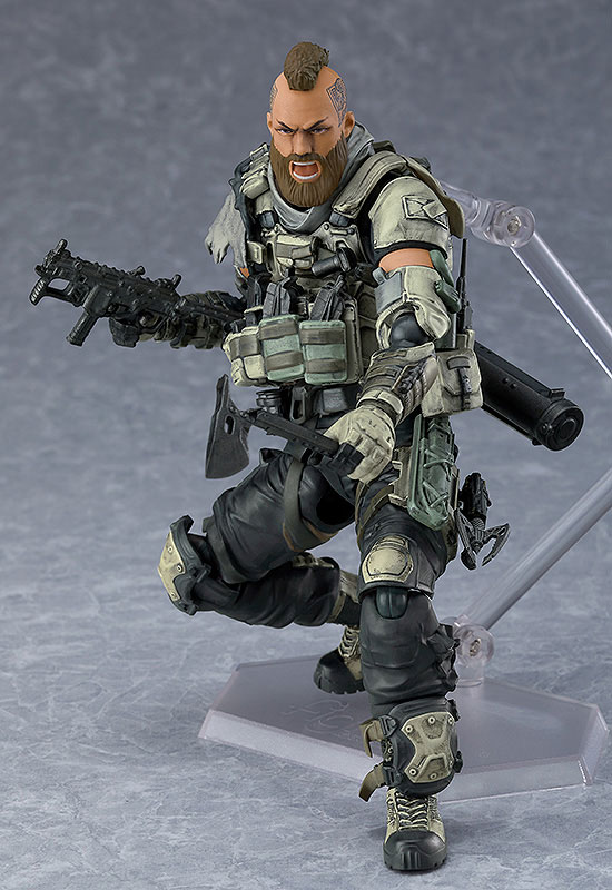 figma『ルイン(Ruin)』CALL OF DUTY: BLACK OPS 4 可動フィギュア-003
