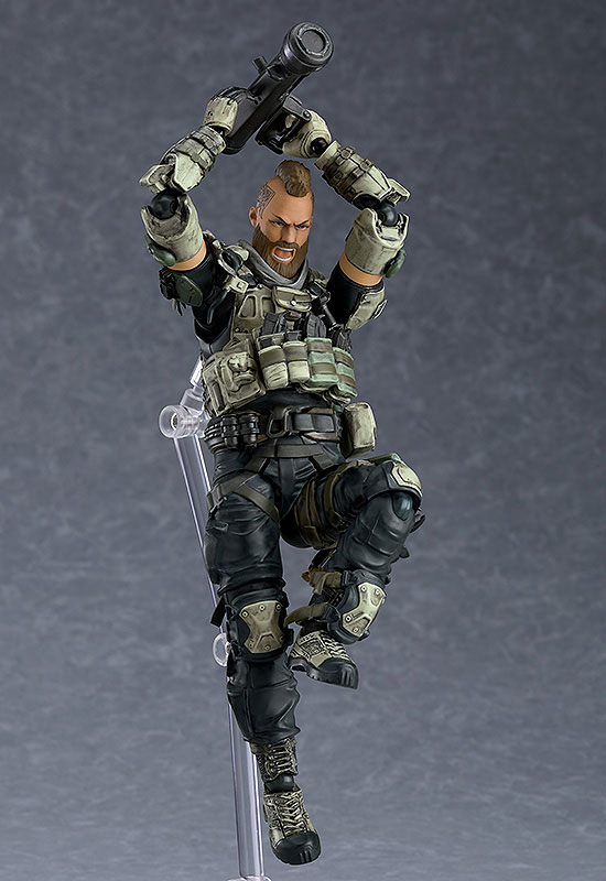 figma『ルイン(Ruin)』CALL OF DUTY: BLACK OPS 4 可動フィギュア-005