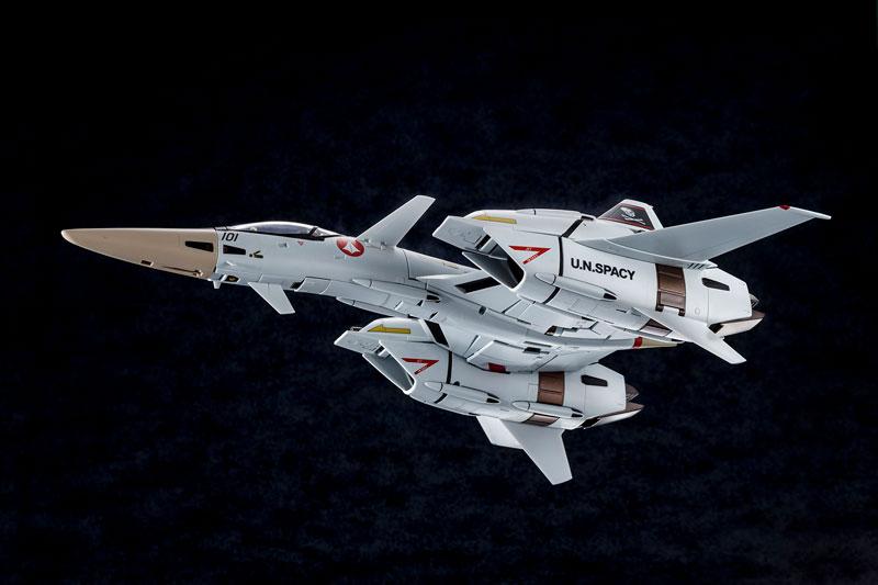 超時空要塞マクロス Flash Back 2012『完全変形VF-4A ライトニングIII 一条輝 搭乗機』1/60 可変可動フィギュア-003