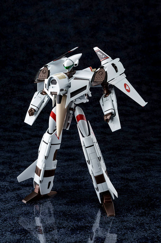 超時空要塞マクロス Flash Back 2012『完全変形VF-4A ライトニングIII 一条輝 搭乗機』1/60 可変可動フィギュア-006