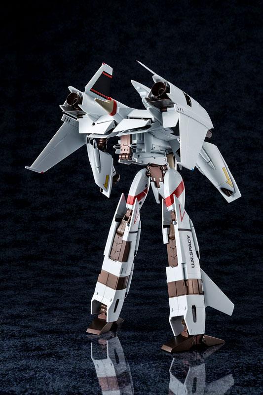 超時空要塞マクロス Flash Back 2012『完全変形VF-4A ライトニングIII 一条輝 搭乗機』1/60 可変可動フィギュア-007