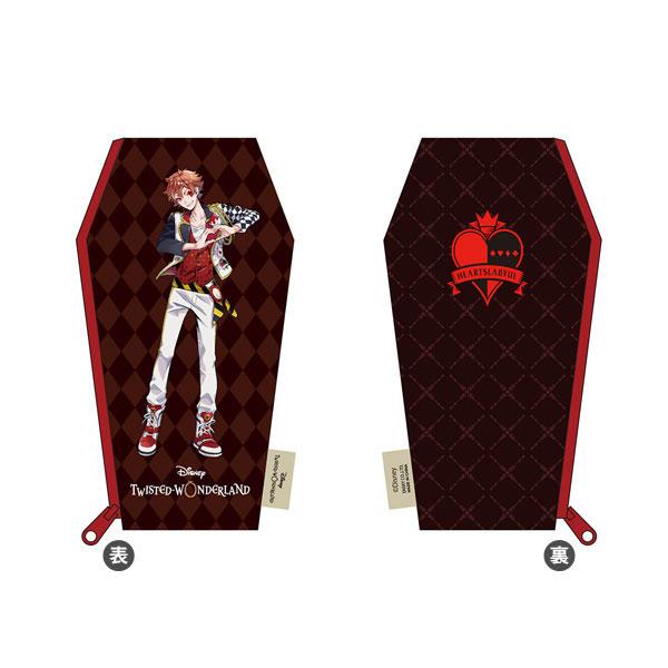 ツイステ『ディズニー ツイステッドワンダーランド きゃらポ シリーズ 棺型ポーチ vol.1』12個入りBOX-002