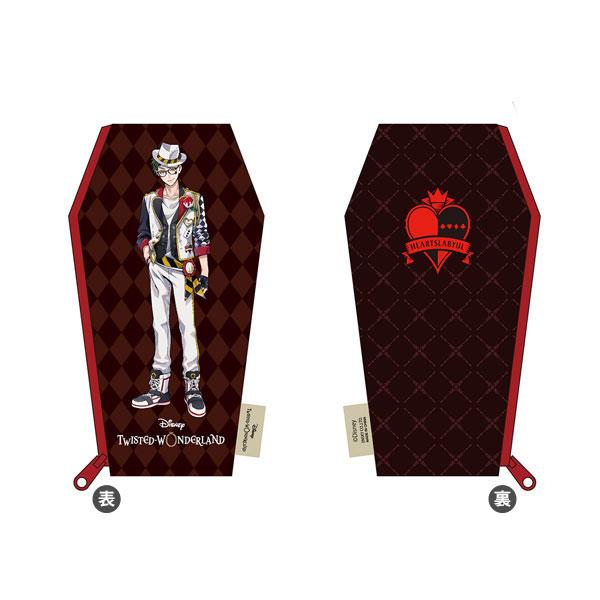 ツイステ『ディズニー ツイステッドワンダーランド きゃらポ シリーズ 棺型ポーチ vol.1』12個入りBOX-004