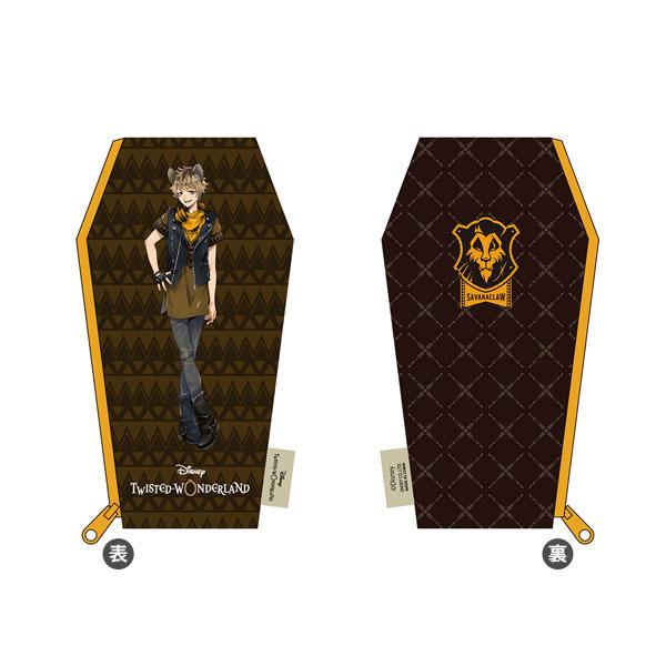 ツイステ『ディズニー ツイステッドワンダーランド きゃらポ シリーズ 棺型ポーチ vol.1』12個入りBOX-008