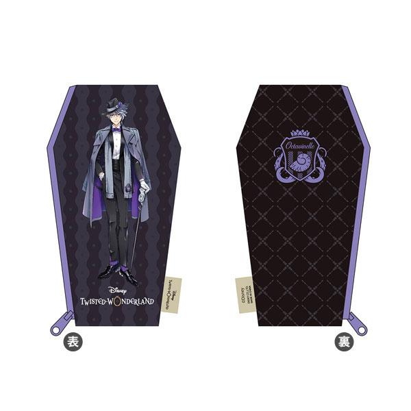 ツイステ『ディズニー ツイステッドワンダーランド きゃらポ シリーズ 棺型ポーチ vol.1』12個入りBOX-009