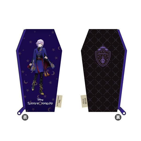 ツイステ『ディズニー ツイステッドワンダーランド きゃらポ シリーズ 棺型ポーチ vol.1』12個入りBOX-015