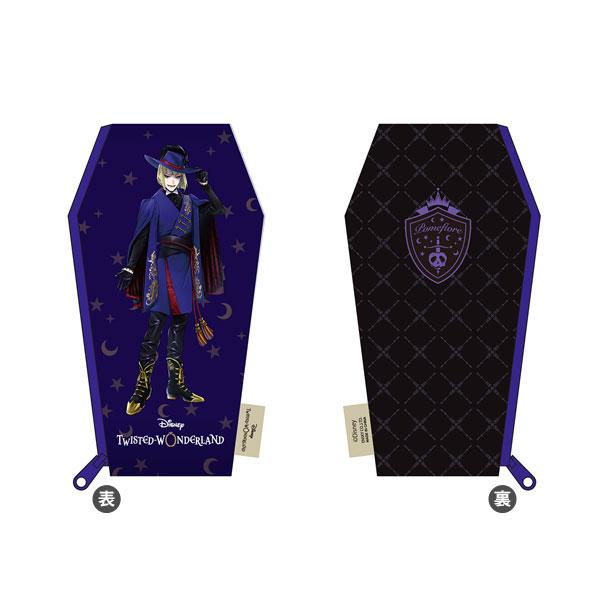ツイステ『ディズニー ツイステッドワンダーランド きゃらポ シリーズ 棺型ポーチ vol.1』12個入りBOX-016