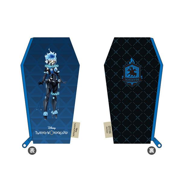 ツイステ『ディズニー ツイステッドワンダーランド きゃらポ シリーズ 棺型ポーチ vol.1』12個入りBOX-018