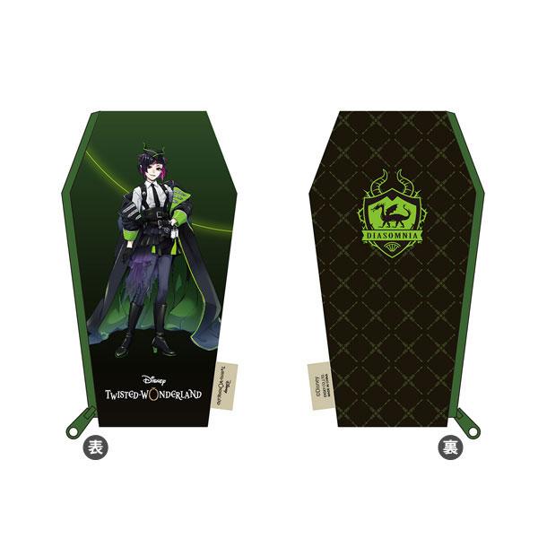 ツイステ『ディズニー ツイステッドワンダーランド きゃらポ シリーズ 棺型ポーチ vol.1』12個入りBOX-020