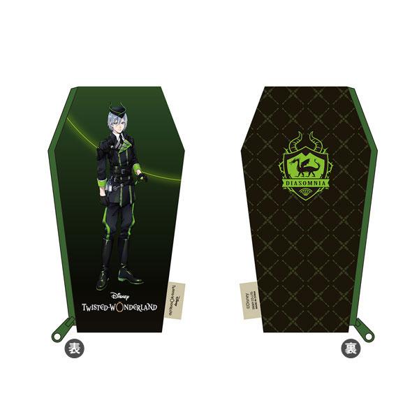 ツイステ『ディズニー ツイステッドワンダーランド きゃらポ シリーズ 棺型ポーチ vol.1』12個入りBOX-021
