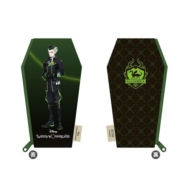 ツイステ『ディズニー ツイステッドワンダーランド きゃらポ シリーズ 棺型ポーチ vol.1』12個入りBOX-022