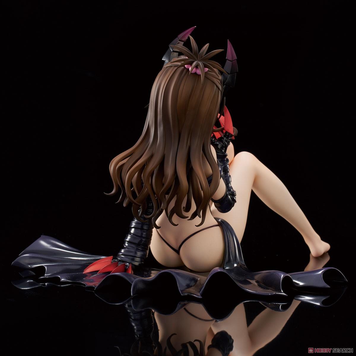 【再販】To LOVEる-とらぶる- ダークネス『結城美柑 ダークネスver.』1/6 完成品フィギュア-006
