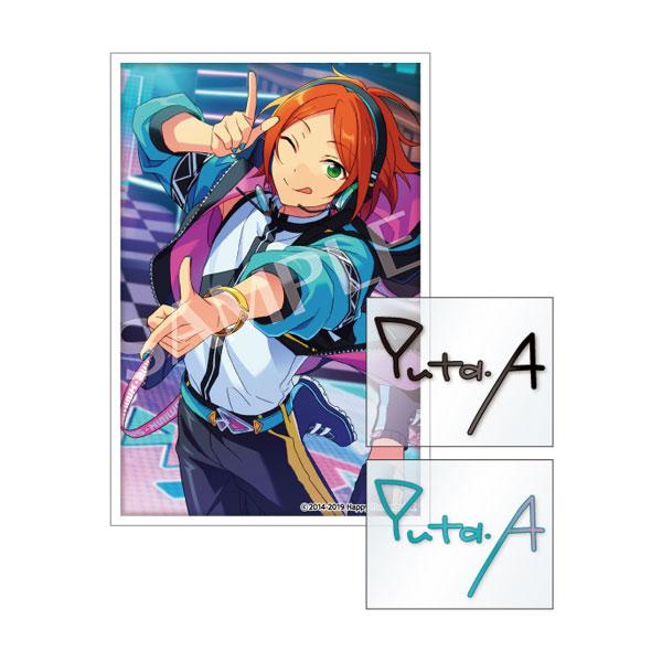 あんさんぶるスターズ!!『サインステッカー スターラメver. Vol.1』10個入りBOX-006