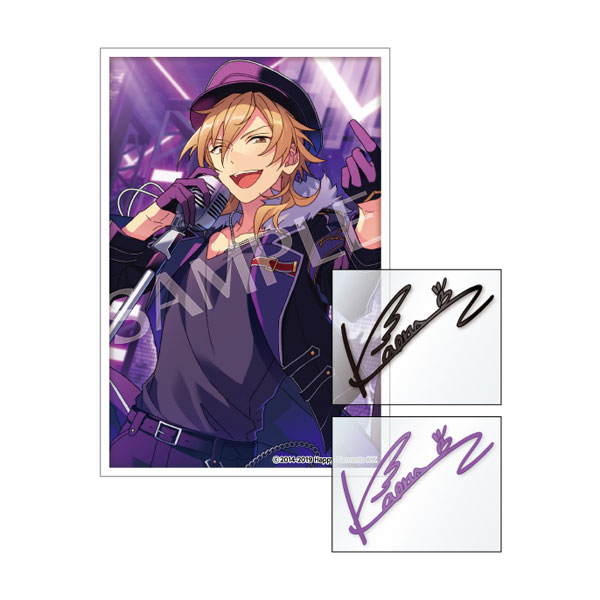 あんさんぶるスターズ!!『サインステッカー スターラメver. Vol.1』10個入りBOX-008