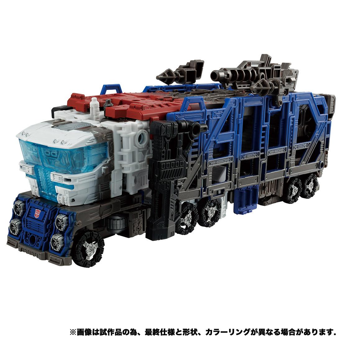 トランスフォーマー ウォーフォーサイバトロン『WFC-08 ウルトラマグナス』可変可動フィギュア-002