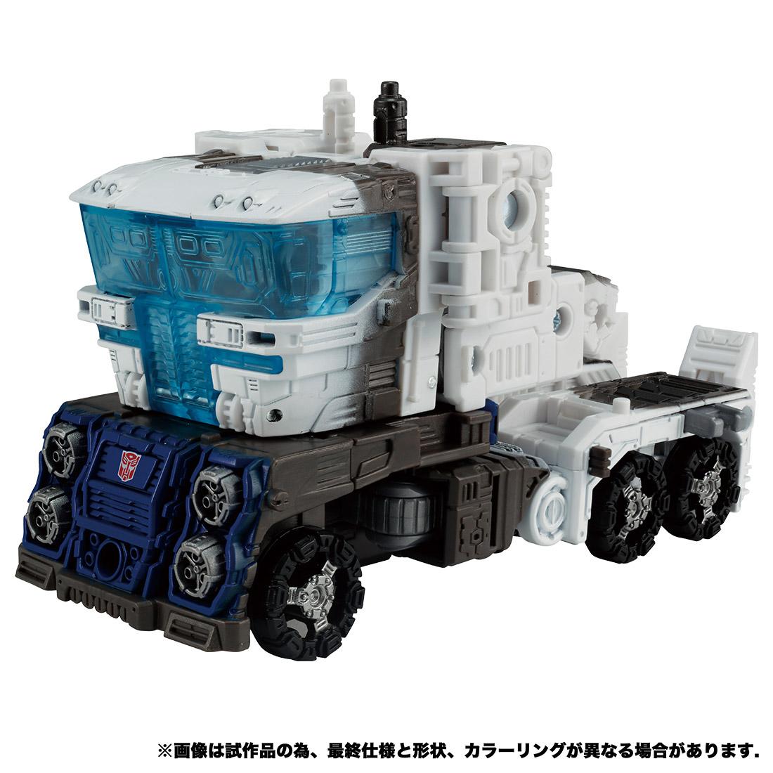 トランスフォーマー ウォーフォーサイバトロン『WFC-08 ウルトラマグナス』可変可動フィギュア-006