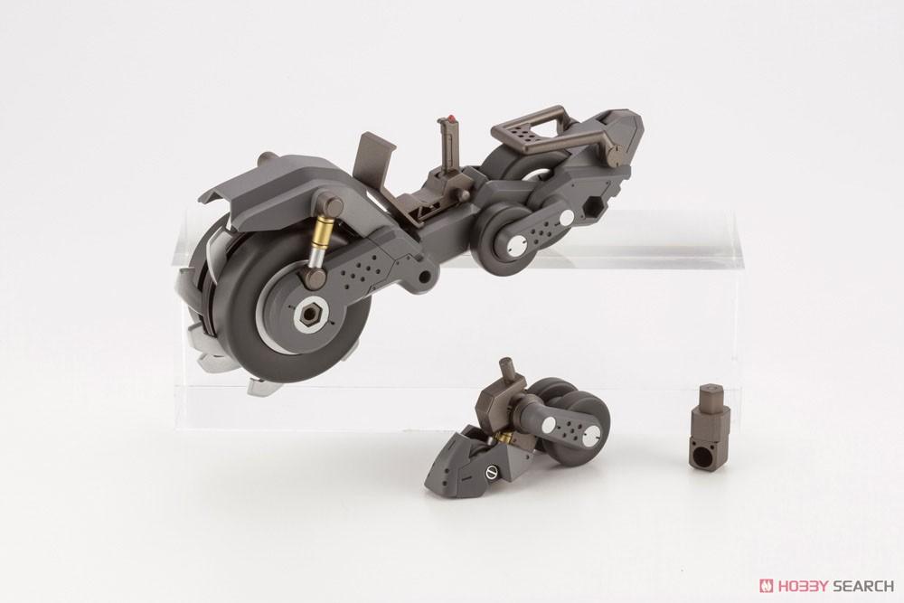 M.S.G へヴィウェポンユニット26『ホイールグラインダー』モデリングサポートグッズ プラモデル-001