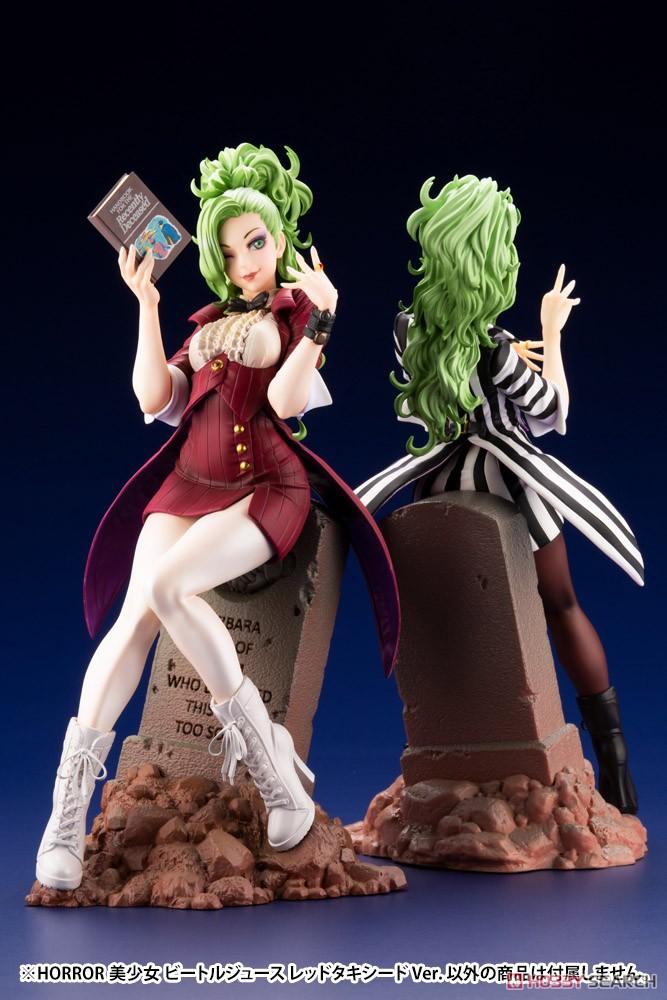 HORROR美少女『ビートルジュース レッドタキシード Ver.』1/7 完成品フィギュア-012
