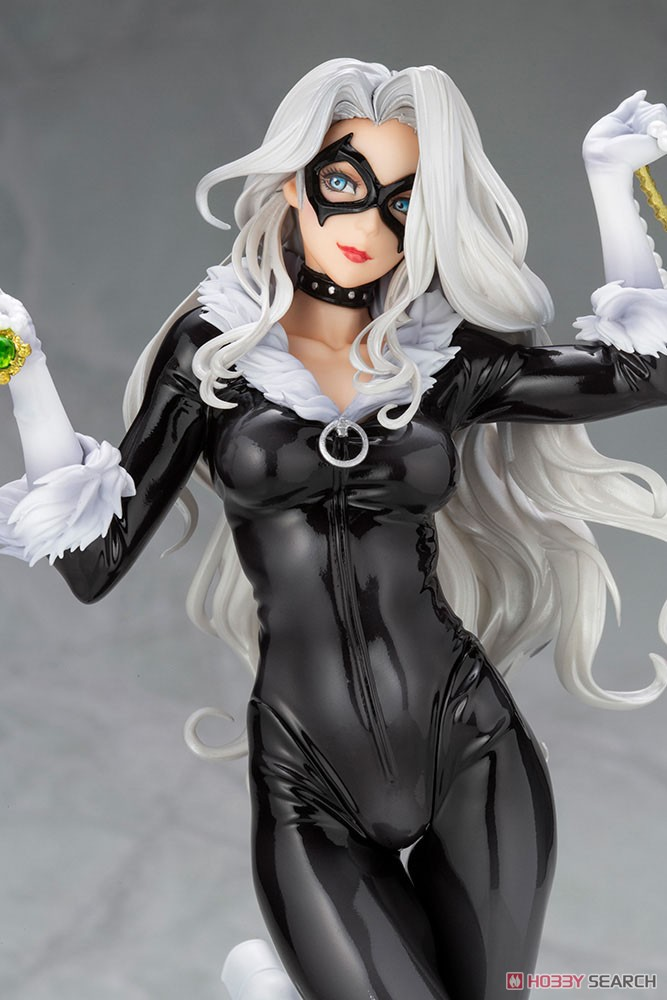 MARVEL美少女 MARVEL UNIVERSE『ブラックキャット Steals Your Heart』1/7 完成品フィギュア-008