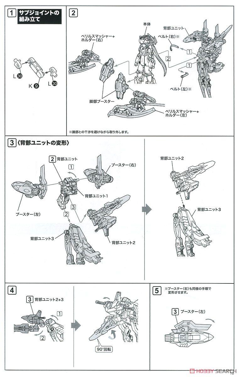 【再販】フレームアームズ・ガール『フレズヴェルク=アーテル』プラモデル-044