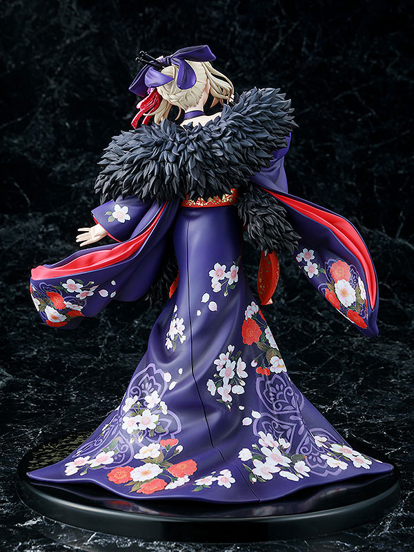 KDcolle『セイバーオルタ 着物Ver.』Fate/stay night [Heaven's Feel] 1/7 完成品フィギュア-010